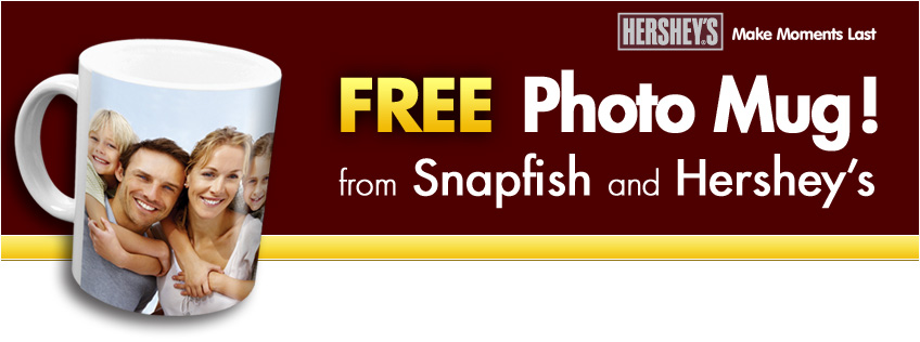 FREE Photo Mug